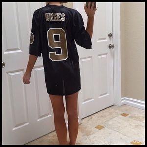 d29825f4d NFL Shirts - Drew Brees New Orleans Saints Jersey 2XL XXL
